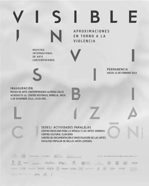 Visible / Invisibilización. Aproximaciones en torno a la violencia