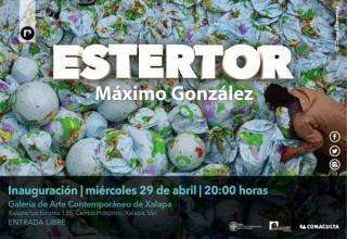 Máximo González, Estertor