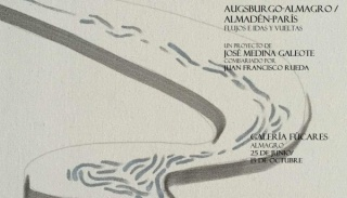 Augsburgo-Almagro / Almadén-París. Flujos e idas y vueltas