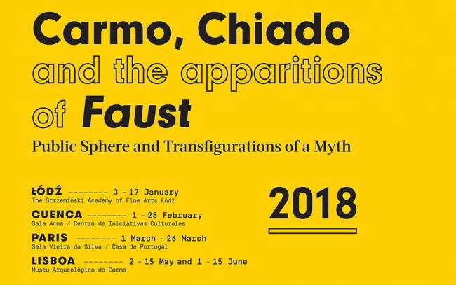 Carmo , Chiado , Faust , Banner