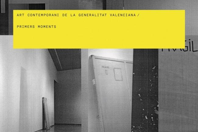 Art contemporani de la Generalitat Valenciana / Primers moments