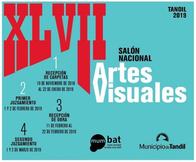 XLVII Salón Nacional de Artes Visuales