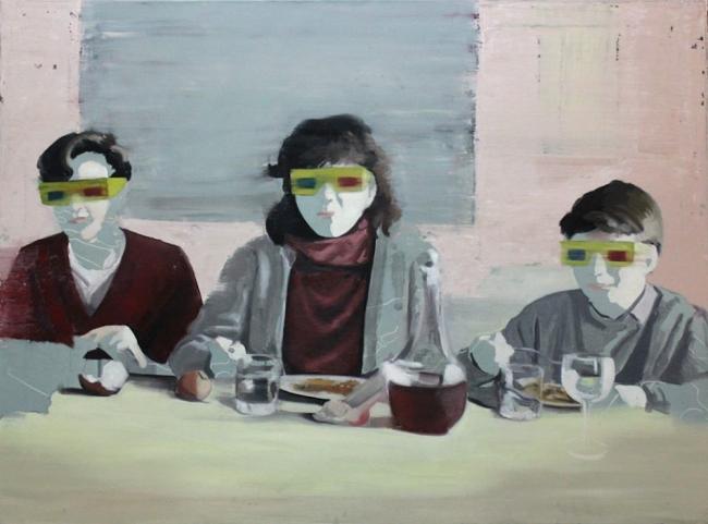 © Cristina Toledo. Back to the Future. Entrevista Natalia Aloso Arduengo. 2017 — Cortesía de Mujeres Mirando Mujeres
