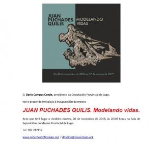 Juan Puchades Quilis. Modelando vidas
