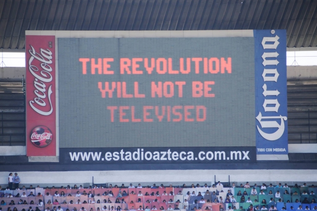 Estadio Azteca / Proeza maleable