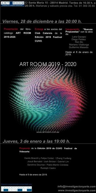 Invitación Colectiva 2019