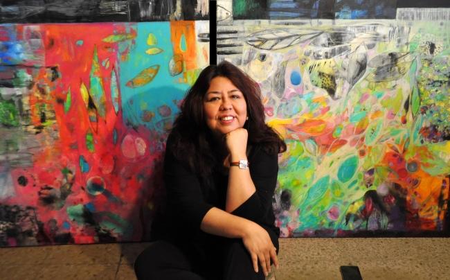 Katia Muñoz y sus Espacios Deseados