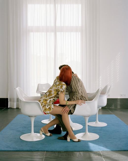 Marta Soul. Serie 'Idilios'. Fotografía color. 60 x 50 cm. — Cortesía de Daniel Silvo