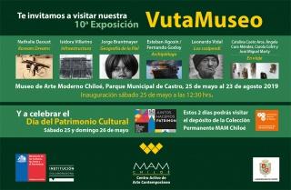 Invitación a VutaMuseo 2019