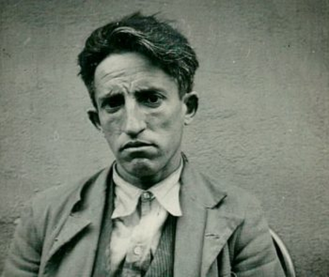 José Zamora Montero, «Manuel López Rodríguez» — Cortesía del Museo de Bellas Artes de Asturias