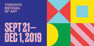 Toronto Biennial of Art 2019