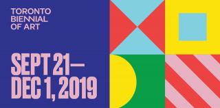 Toronto Biennial of Art 2019
