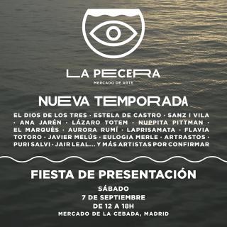 Nueva temporada en La Pecera - Fiesta de presentación