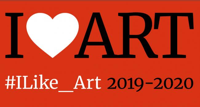Programa en castellano de #ILike_Art 2019 - 2020