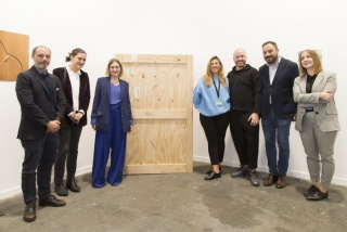Premio Comunidad de Madrid Estampa 2019 — Cortesía de la Comunidad de Madrid