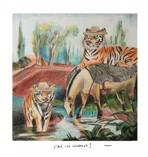 Tigres prestigiadores