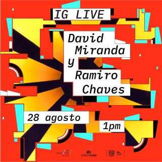 David Miranda y Ramiro Chaves
