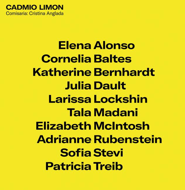 Cadmio limón