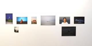 etHALL | Violeta Mayoral: conjunt de 8 fotografies, 2018/2019. InkJet Print sobre paper Hahnemüle. Varias medidas — Cortesía de Art Barcelona (Abe)