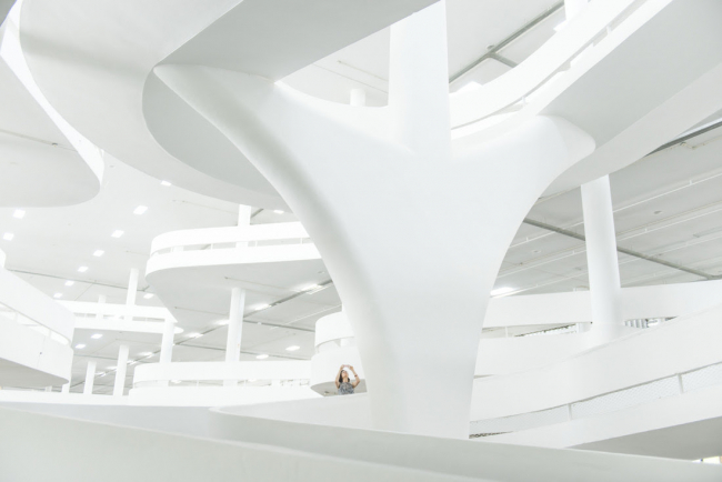 Pavilion Ciccillo Matarazzo (Bienal Pavilion), January 2020, © Levi Fanan / Fundac?a?o Bienal de Sa?o Paulo — Cortesía de la Fundac?a?o Bienal de Sa?o Paulo