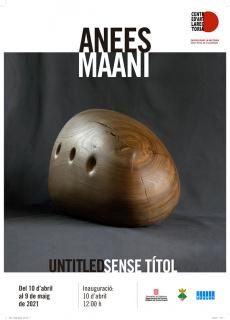 Anees Maani. Untitled/Sense Títol