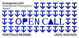 Emergentes 2021: Prémio Internacional de Fotografia Encontros da Imagem