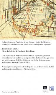 Irradiação Vieira – obras da coleção Fundação Ilídio Pinho