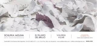 Valeria Vilar, El pájaro del brujo