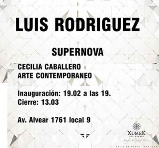 Luis Rodríguez, Supernova