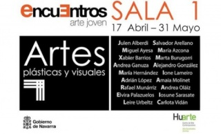 Encuentros de Arte Joven. Artes plásticas y visuales