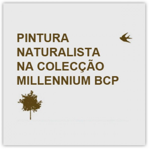 Pintura Naturalista na Colecção Millennium BCP