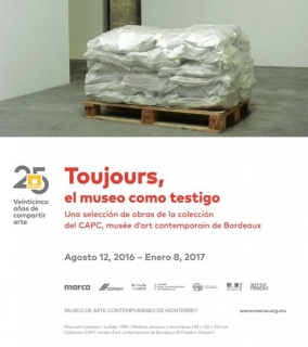 Toujours. El Museo como testigo