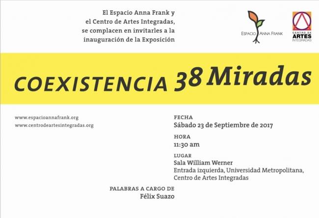 COEXISTENCIA 38 MIRADAS
