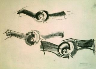 La poética de la abstracción y la figuración – Cortesía del Instituto Cervantes de Praga
