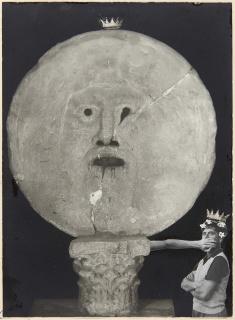 Gregorio Prieto y la fotografía – Imagen cortesía de la Real Academia de España en Roma