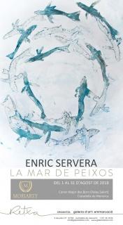 Enric Servera. La mar de peixos