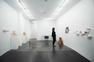 """Vista de la exposición """"We Love Pot"""" — Cortesía de Plastic Murs"""