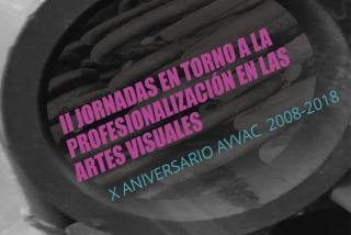 II Jornadas en torno a la Profesionalización en las Artes Visuales