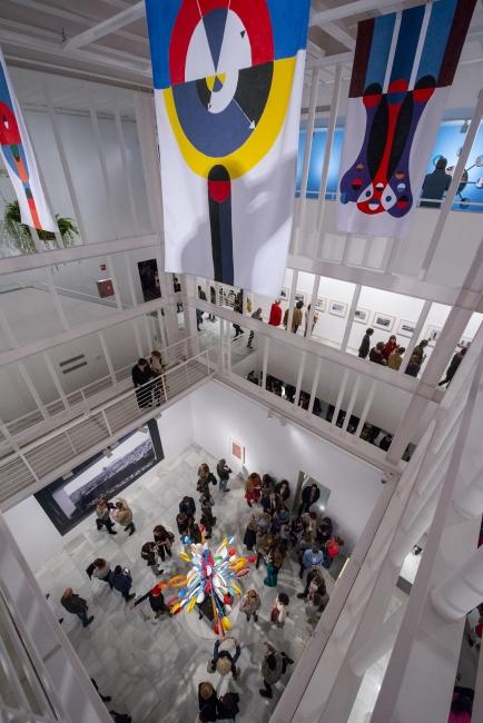 Exposición 'Universo Manrique' en el CAAM — Cortesía del CAAM