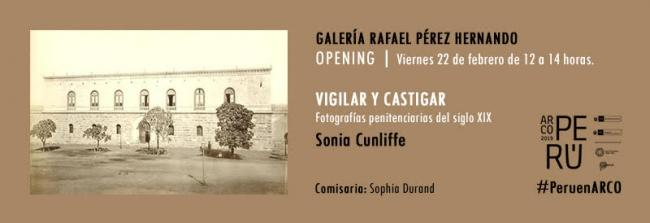 Sonia Cunliffe. Vigilar y castigar