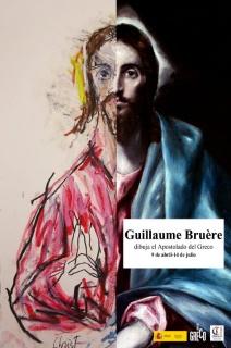 Bruère dibuja el Apostolado del Greco
