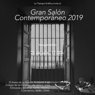 Gran salón contemporáneo 2019