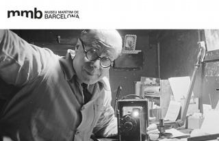 Josep Coté, fotògraf a bord. Fotògraf de dia, violinista de nit