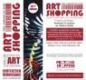 Invitación ART SHOPPING CARROUSEL DU LOUVRE PARIS. OCT 2019