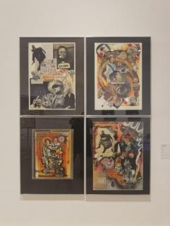 'Colección - Contingencia' -Fotografía de obra en sala - Gentileza MAC