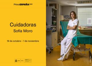 Sofía Moro. Cuidadoras