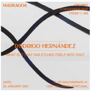 Rodrigo Hernández. What is it that has etched itself into you?