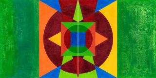 Mandala VI (díptico)
