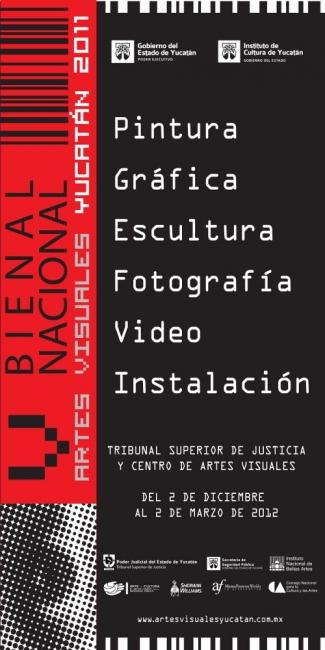 V Bienal de Yucatan 2011