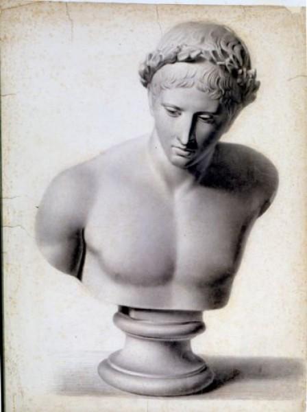 Busto Clássico, Victor Meirelles
